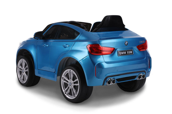 Bmw X6m Bleu Broom Broom By Fall