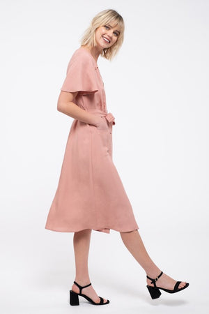 Pocket Midi in Blush