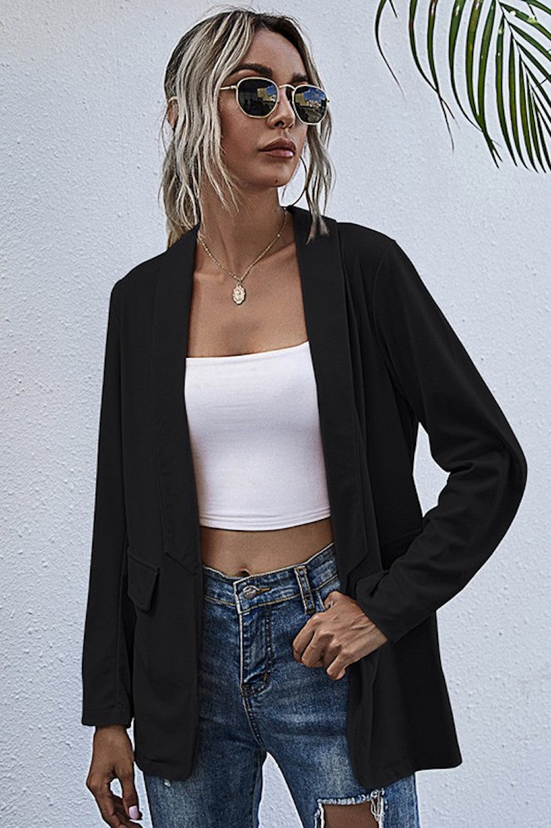 Chic Blazer in Black