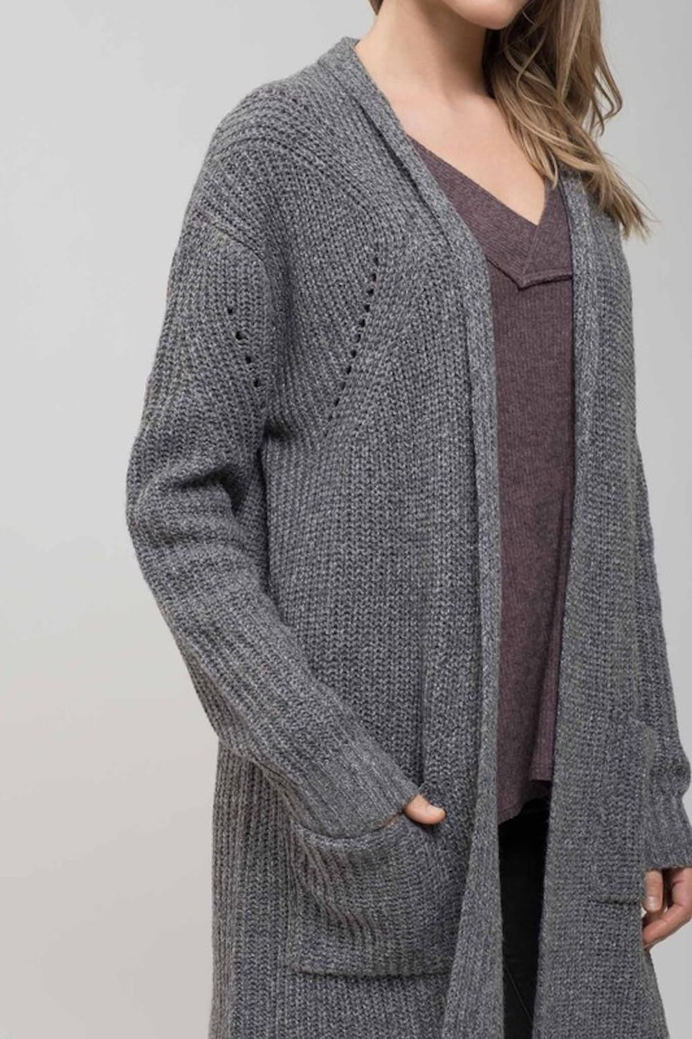 Must Have Chunky Cardigan