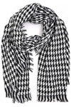 Black & White Scarf