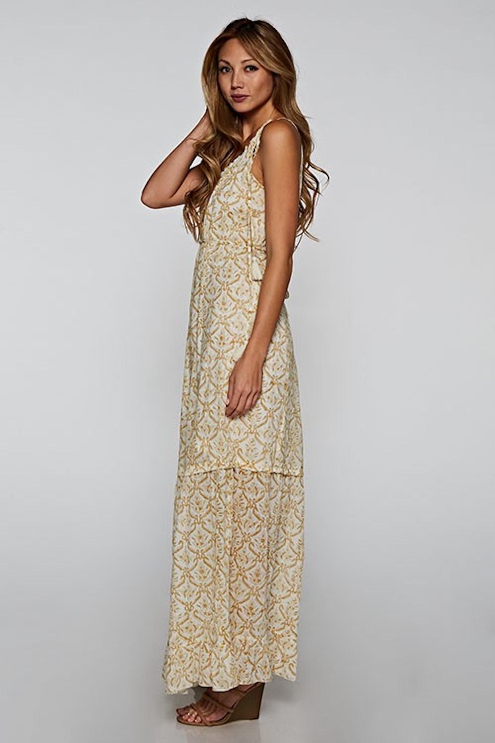 Gold-Mustard Maxi Perfection