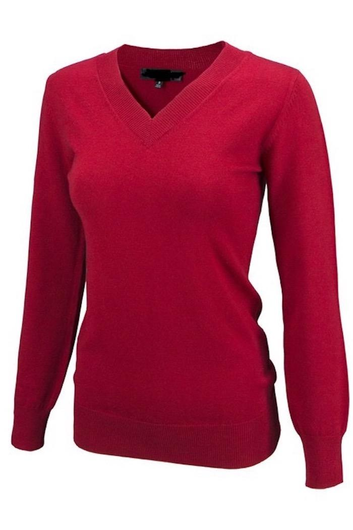 Red Love Sweater