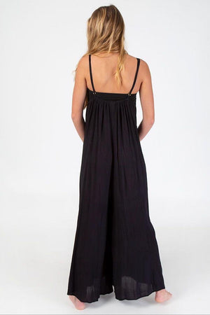 Jocelyn's Black Jumpsuit