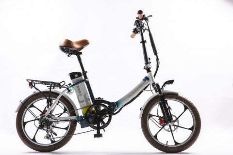 GreenBike City Premium 2021 Electric Bike - from DT Scooters