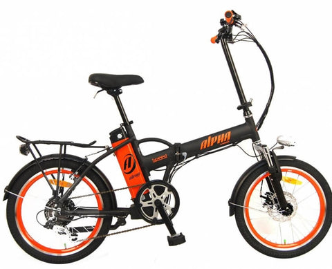 GreenBike Alpha Speed Electric Bike - from DT Scooters - from DT Scooters