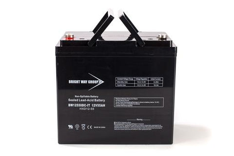 Group 22 Battery for Silverado Extreme and Pioneer 3 Mobility Scooters - from DT Scooters