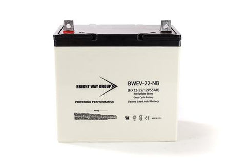 Group 24 Battery for Pioneer 10 Mobility Scooter - from DT Scooters - from DT Scooters