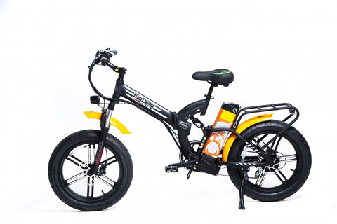 GreenBike Big Dog Off Road Electric Bike - from DT Scooters - from DT Scooters