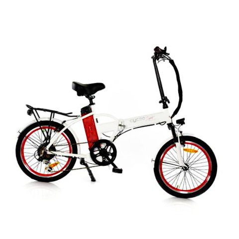 GreenBike Cycoo Spirit Electric Bike - from DT Scooters - from DT Scooters
