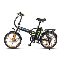 GreenBike Hybrid HD Electric Bike - from DT Scooters - from DT Scooters