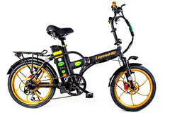 GreenBike Legend HD Electric Bike - from DT Scooters - from DT Scooters