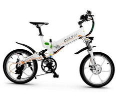 GreenBike Colt 48 Electric Bike - from DT Scooters - from DT Scooters