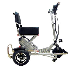 Triaxe Sport Folding 3-Wheel Mobility Scooter - from DT Scooters - from DT Scooters