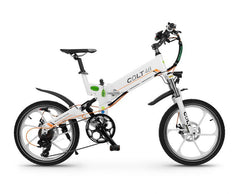 GreenBike Colt 48 Electric Bike - from DT Scooters