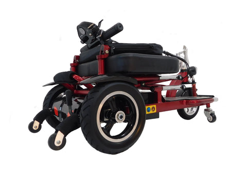 Triaxe Cruze Folding 3-Wheel Mobility Scooter - from DT Scooters