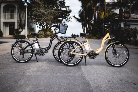 American Electric VELLER Electric Bike - from DT Scooters