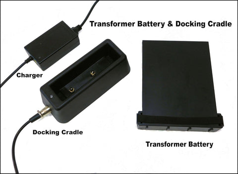 Enhance Mobility Docking Cradle Charger - from DT Scooters - from DT Scooters