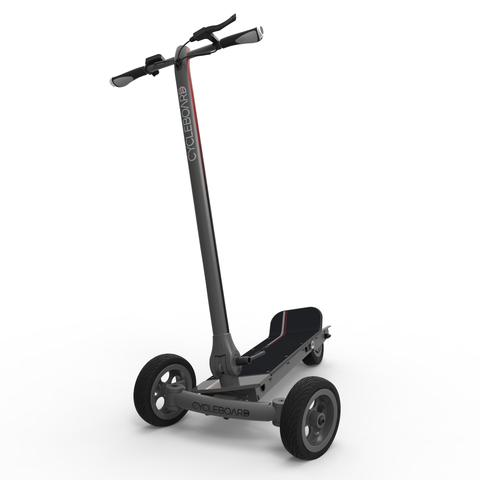 Cycleboard Elite Electric Board Scooter - from DT Scooters