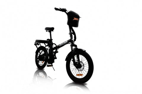 GreenBike Jager Dune Electric Bike - from DT Scooters - from DT Scooters