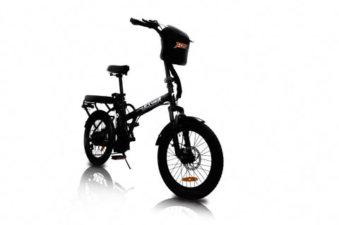 GreenBike Jager Dune Electric Bike - from DT Scooters