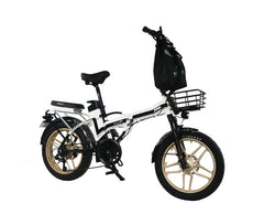 GreenBike Jager 3.5 High Step Electric Bike - from DT Scooters