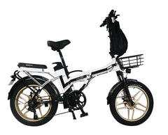 GreenBike Jager 3.5 High Step Electric Bike - from DT Scooters - from DT Scooters