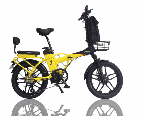 GreenBike Jager Stadt Electric Bike - from DT Scooters - from DT Scooters