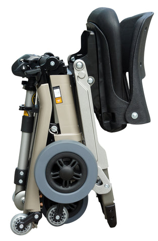 FreeRider Luggie Elite Folding Mobility Scooter - from DT Scooters - from DT Scooters