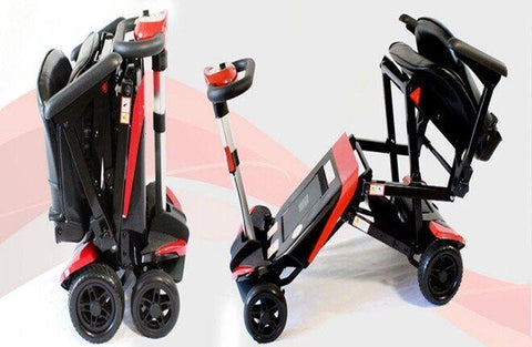 Solax Transformer Electric Folding Mobility Scooter - from DT Scooters - from DT Scooters