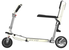 Moving Life Atto Folding 3-Wheel Mobility Scooter - from DT Scooters