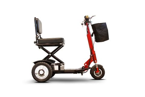 EWheels EW-01 Speedy Folding Mobility Scooter - from DT Scooters - from DT Scooters