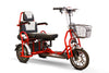Image of EWheels EW-02 Folding Heavy Duty Mobility Scooter - from DT Scooters - from DT Scooters