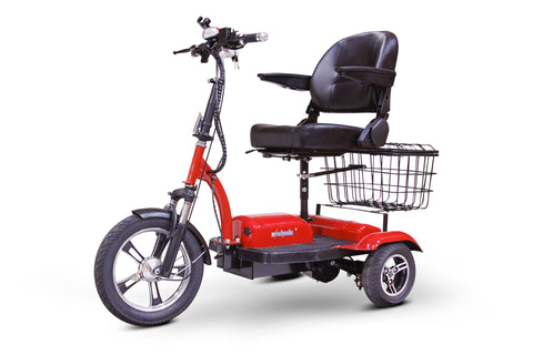 EWheels EW-32 Three-Wheel Trike Mobility Scooter - from DT Scooters - from DT Scooters