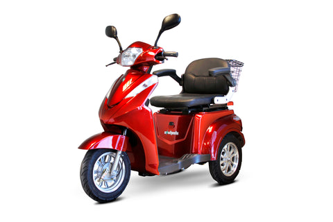 EWheels EW-38 Heavy Duty 3-Wheel Scooter - from DT Scooters - from DT Scooters