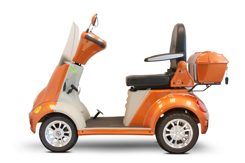 EWheels EW-52 4-Wheel Heavy Duty Mobility Scooter - from DT Scooters - from DT Scooters
