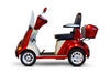 Image of EWheels EW-52 4-Wheel Heavy Duty Mobility Scooter - from DT Scooters - from DT Scooters