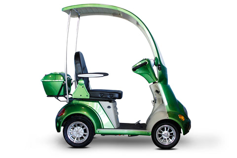 EWheels EW-54 4-Wheel Heavy Duty Scooter - from DT Scooters - from DT Scooters