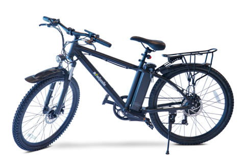 EWheels EW-Rugged Electric Bike - from DT Scooters