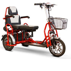 EWheels EW-02 Folding Heavy Duty Mobility Scooter - from DT Scooters - from DT Scooters