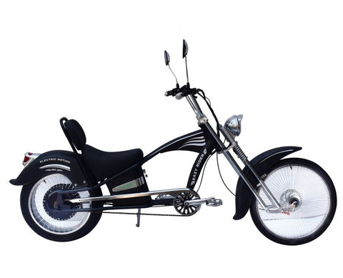 GreenBike EZ Rider Electric Bike - from DT Scooters - from DT Scooters
