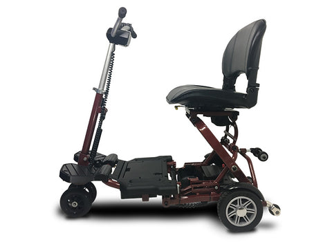 EV Rider MiniRider Folding Mobility Scooter - from DT Scooters - from DT Scooters