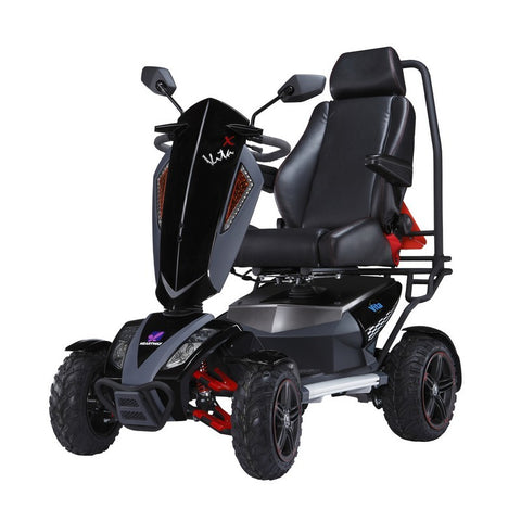 EV Rider Vita Monster 4-Wheel Sport Scooter - from DT Scooters - from DT Scooters