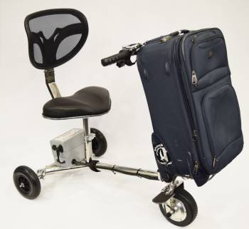 SmartScoot™ Lightweight Travel Mobility Scooter - from DT Scooters - from DT Scooters