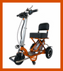 Image of Triaxe Sport Folding 3-Wheel Mobility Scooter - from DT Scooters - from DT Scooters