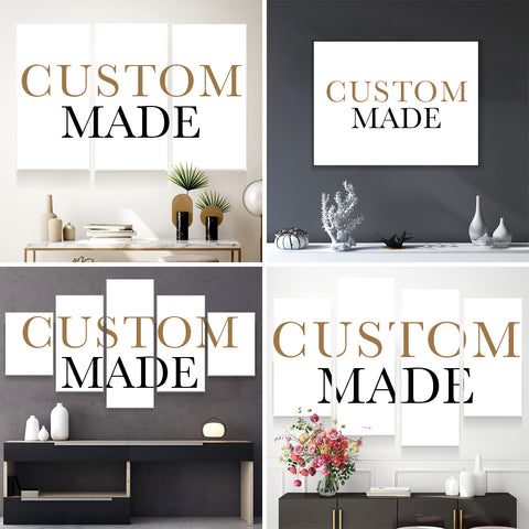 Custom Canvas Sets