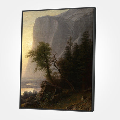 Views Of Nature Canvas Set