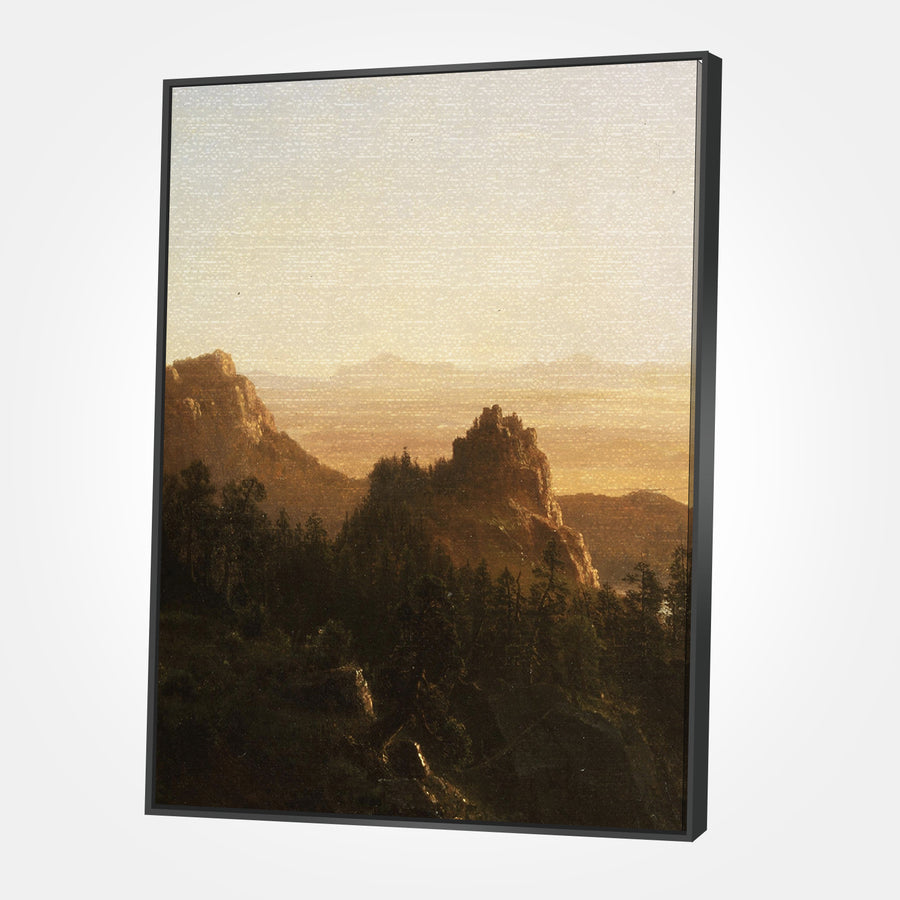 Forest Views Canvas Set