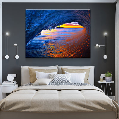 Eye of the Wave Canvas Set