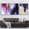 Iridescent Light Canvas Set